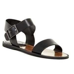 NIB Charles David Zena Leather Sandal